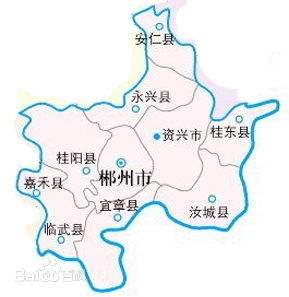 郴州并入广东可能吗